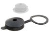 03-711 Plastic protection Cap with attachment ring.