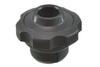 """03-284 ABS plastic Vacuum valve with G 3/4"""" pipe thread"""