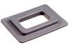 04-205 Œillet carré en plastique, 24/43 mm