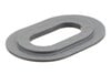 04-403 Œillet en plastique ovale, 20/40 mm