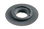 Threaded plastic flange with thread G 3/4