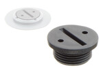 Coin Groove Cap for weldable flange 03-601