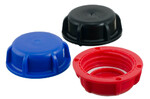 Plastic Screw Cap with gasket for 45 mm nozzle