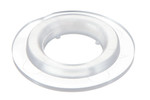 Weldable Plastic Eyelet, Light, 8 mm