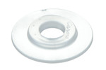 Heavy duty pvc eyelet, 7/25 mm