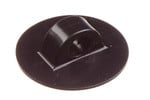 Point de fixation en PVC, 11/55 mm