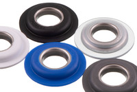04-283 Metall verstärkte Öse - stärker als standard Metall Ösen