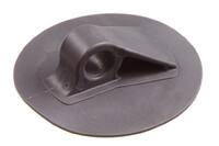 05-248 PVC/PUR Leinenhalter, 11/72 mm