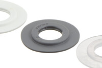 04-277 PVC Rundöse, schwer 15/37 mm