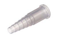 """09-739 Connecteur de tube, étagé pour tube OD de 1/4"""" (6,3 mm)"""