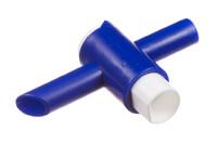 09-828 Valve transversale en T PVC/PE
