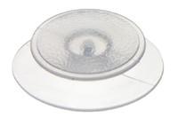 Bouton plastique 13.9 mm.