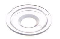 Rondelle PVC pour bouton pression 02-331/02-431.