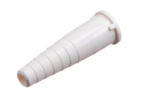 """09-737 Tube Connector, Stepped for 6.3 mm (1/4"""") OD tube"""