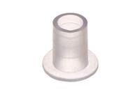 09-219 PVC Plastic Tubing flange, straight