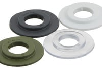 04-275 Weldable plastic Eyelet , Heavy, 11/27 mm, Stacked