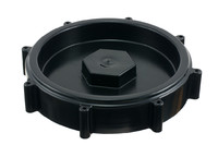 03-569 Large, heavy duty HDPE Cap with Gasket, 146 mm
