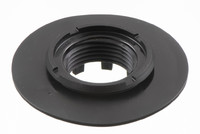 "03-609 HF/ultrasonic weldable flange with internal American NPSM 1"" thread"