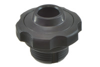 "03-284 ABS plastic Vacuum valve with G 3/4"" pipe thread"