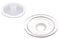 02-117 PVC skive til trykknap 02-031