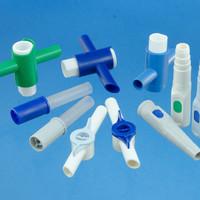 Kundenspezifische Medizintechnik Kunststoff Komponente