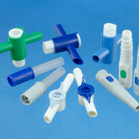 Customized medical plastic components