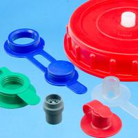 Plastic valves