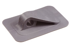 Kunststoff Leinenhalter, 12/90 mm