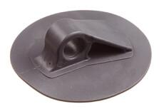 PVC/PUR Leinenhalter, 11/72 mm