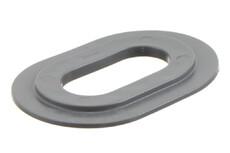 Ovale PVC öse, 20/40 mm