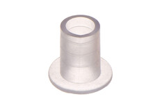 PVC Plastic Tubing flange, straight