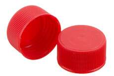 Screw Cap, 25 mm for weldable nozzle