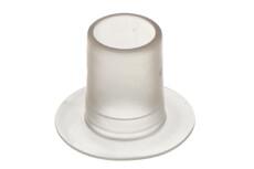 Bride de tuyauterie soudable pour tube de 13 mm