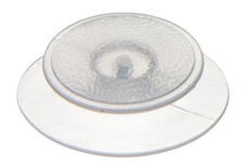 Bouton en PVC 13,9 mm