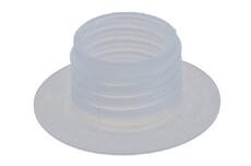 Bride avec collerette filetée, 25 mm