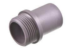 Raccord fileté en PVC avec filetage G3/4