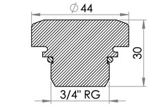 Small technical drawing of 03-475