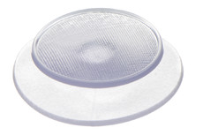 PVC Button 22.7 mm