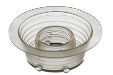 Presunk threaded filler flange, 25 mm