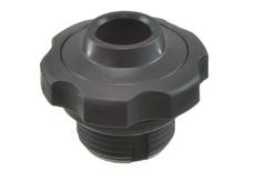 """ABS plastic Vacuum valve with G 3/4"""" pipe thread"""