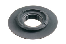 Threaded plastic flange with thread G 3/4""