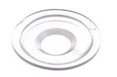 PVC skive til trykknap 02-331, 02,431
