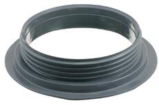 Plastikflange til skruelåg, 146 mm