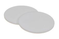 Skumpakning til plast skruelåg, 34 mm