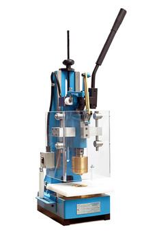 öseneinsetzmaschine EP3  für Hochfrequenzschweißen (HF Schweißen)