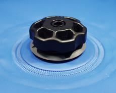 Kunststoff Überdruckventil für Behälter und aufblasbare Artikeln