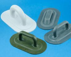 HF Weldable plastic cleats