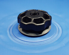Threaded plastic Inflation Valve for inflatables