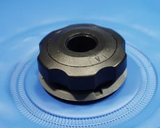Threaded plastic Vacuum Valve