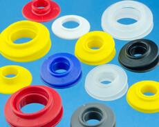 Carmo manuelle Presenningsringe i sprøjtestøbt plast